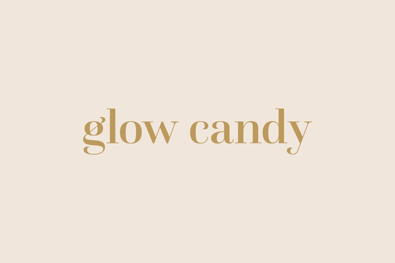 Glow Candy Brand Logo