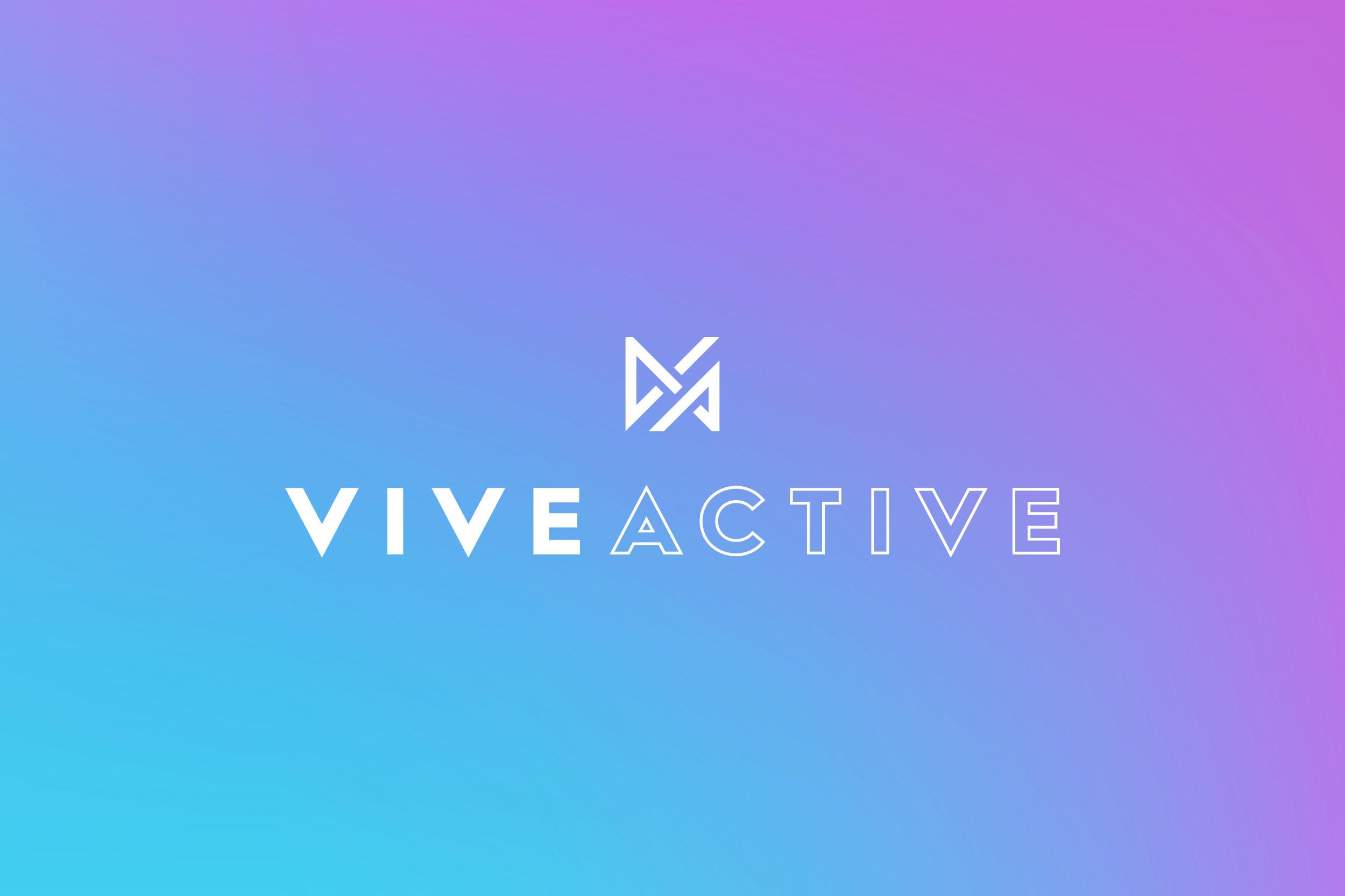Vive Active Brand Logo